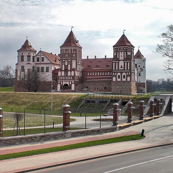 Путешествие в Мирский замок