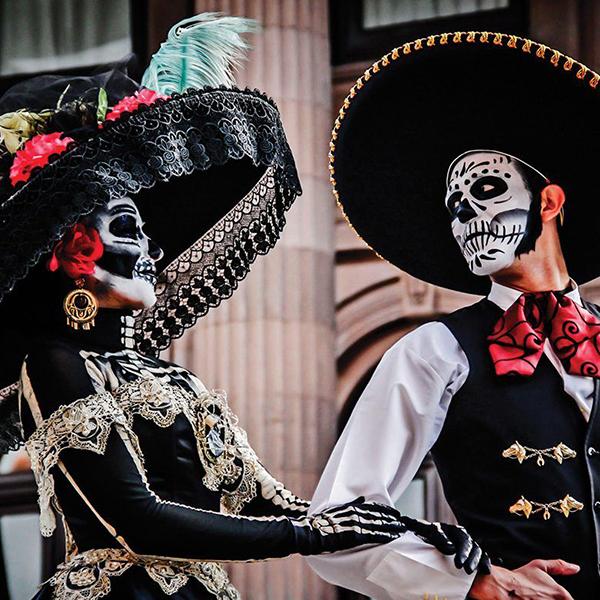 День мёртвых в Мексике, посетить праздники и фестивали Мексики