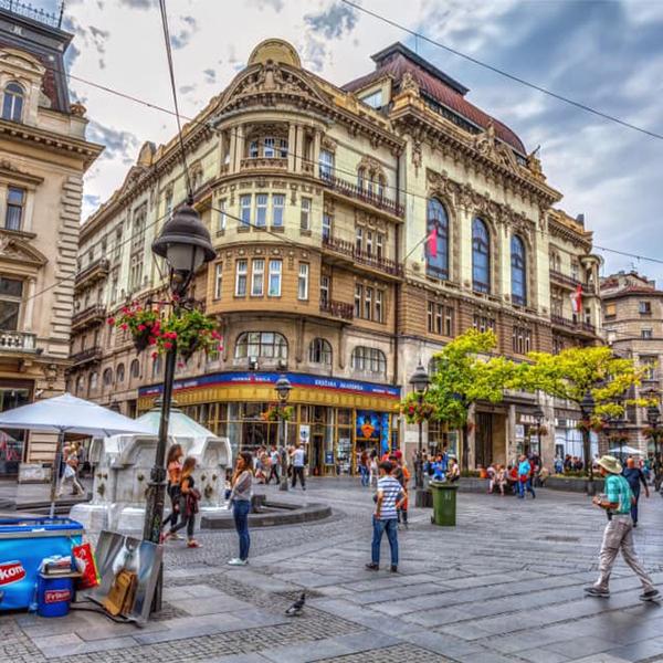 Экскурсия по Белграду, туры по городам Сербии