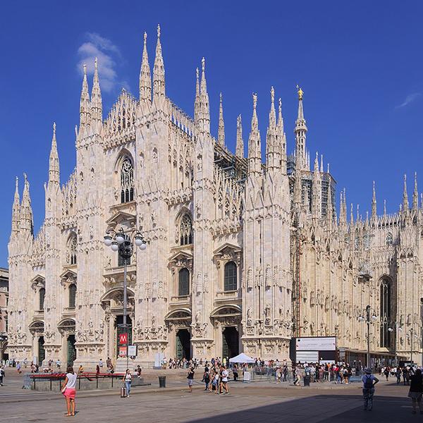 Собор Рождества Девы Марии в Милане, посетить Милан