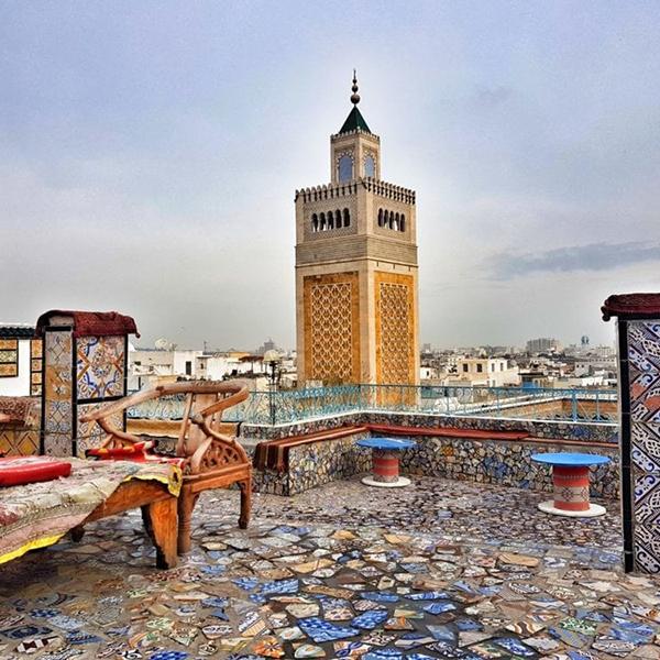 Экскурсии по городам Туниса, столица Туниса