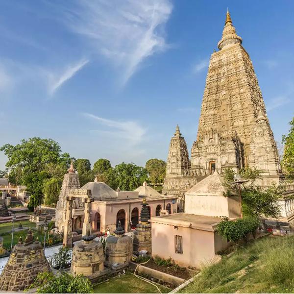 Храмы и архитектура древней индии
