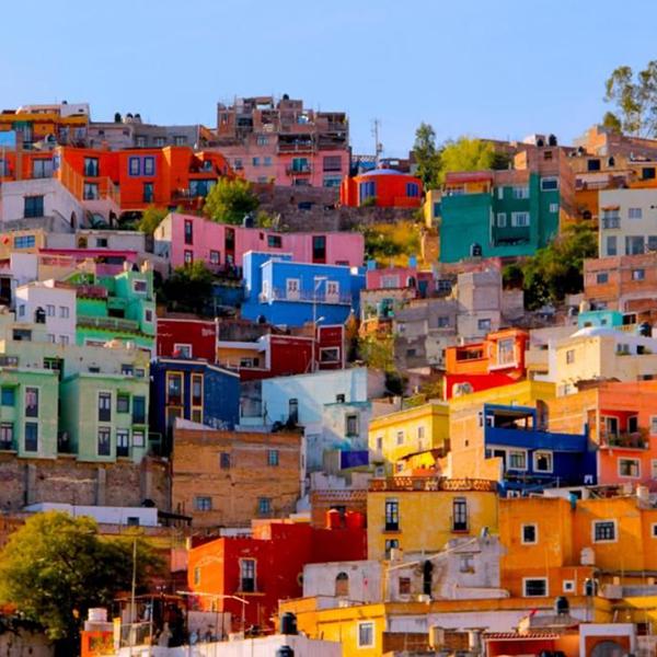 Посетить города Мексики, невероятная архитектура