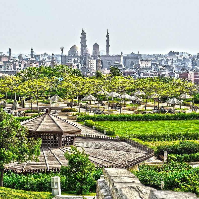Посетить парки и достопримечательности Каира
