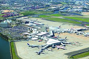 Международный аэропорт Сидней