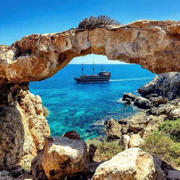 Посетить красивые места на Кипре