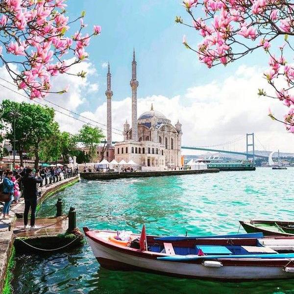 Посетить Мечеть Ортакей, памятники ислама в Турции
