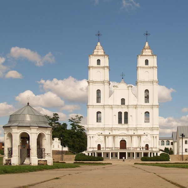Путешествие по костёлам Латвии
