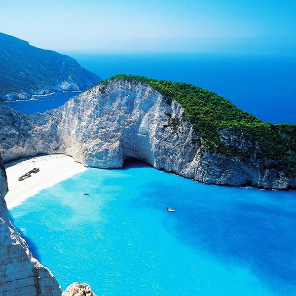 Путешествие в Грецию на незабываемые пляжи