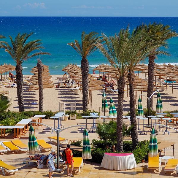 Пляжи Туниса, отдых у моря в Тунисе