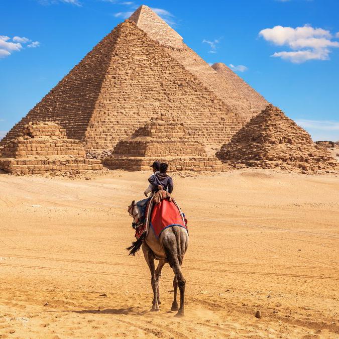 Путешествие по Египту на верблюдах, квадроциклах или джипах