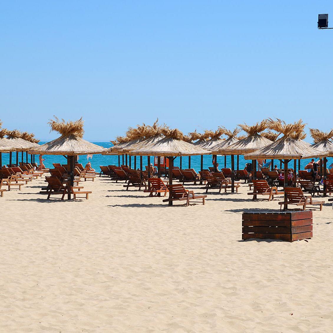 Отдохнуть на пляжах Болгарии