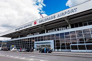 Международный аэропорт Никола Тесла Белград