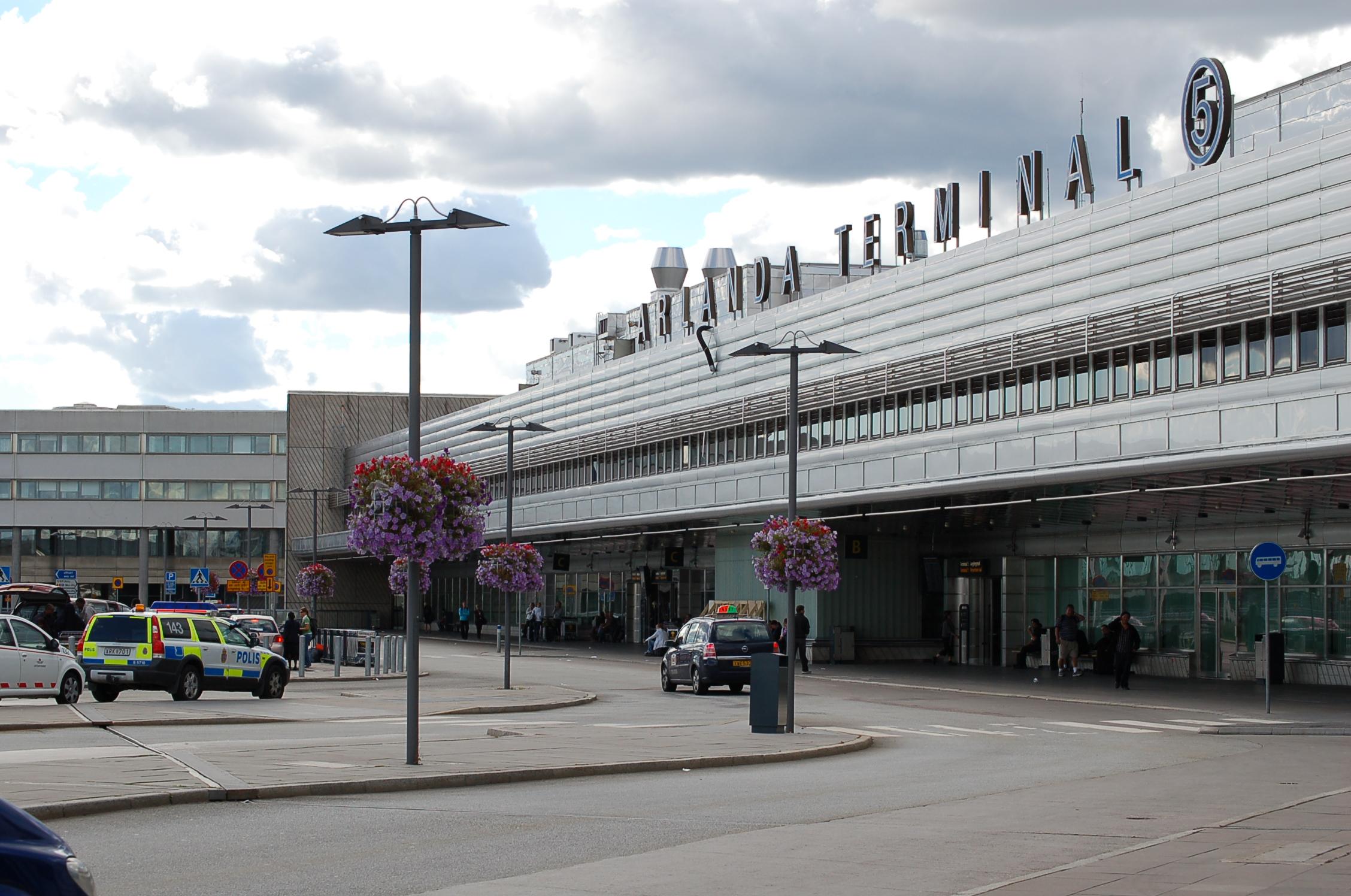 Аэропорт Стокгольм-Арланда