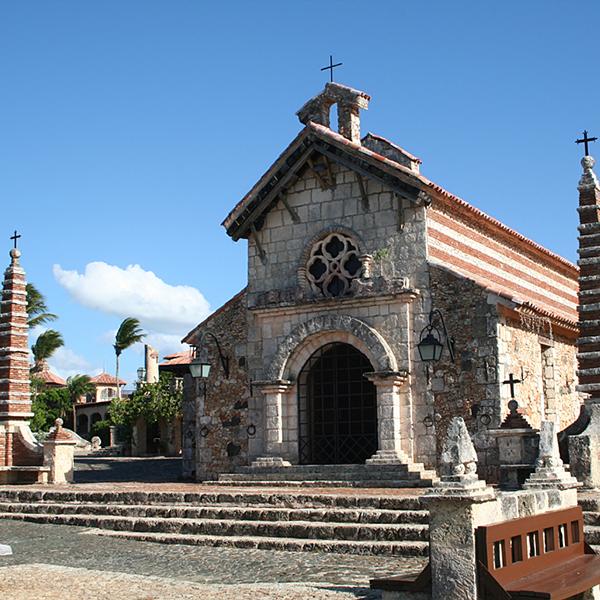 Посетить церковь святого Станислава в Доминикане, красивая архитектура