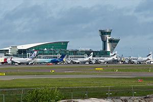 Аэропорт Хельсинки - Вантаа
