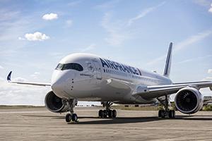 Самолёт компании AirFrance, авиапарк AirFrance