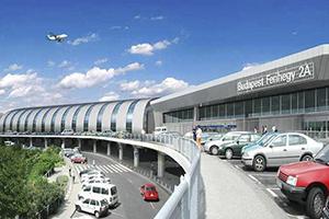 Международный аэропорт имени Ференца Листа, аэропорт в Будапеште