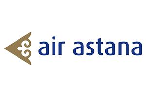 Логотип Air Astana