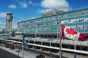 Международный аэропорт Монреаля