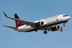 Самолёт компании Air Canada, авиапарк Air Canada