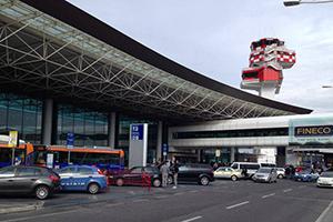 Аэропорт Фьюмичино (Леонардо Да Винчи) в Риме