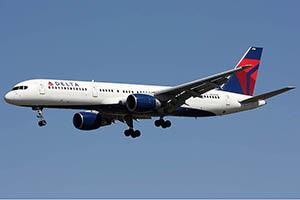 Самолёт компании Delta Air Lines, авиапарк Delta Air Lines