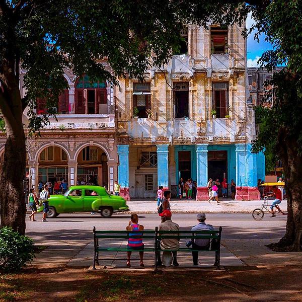 Необычное путешествие по Кубе