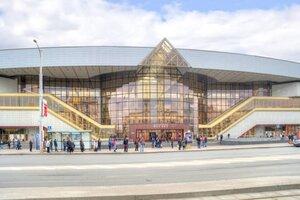 Минск, железнодорожный вокзал, чыгуначны вакзал, пл. Привокзальная, 5