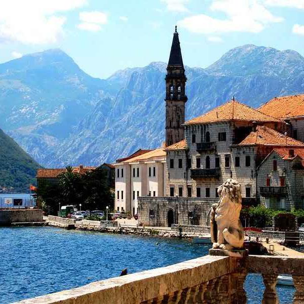 Путешествие по старым городам Черногории, город Будва