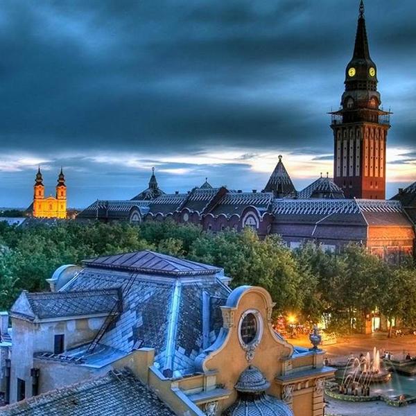 Путешествия по городам Сербии, достопримечательности Сербии