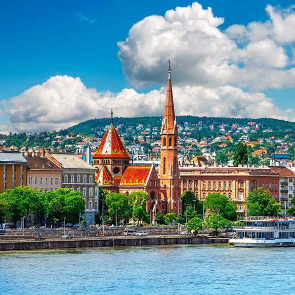 Путешествие в Венгерскую столицу, множество достопримечательностей, Рыбацкий бастион
