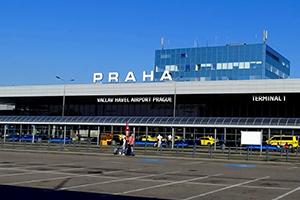 Международный аэропорт имени Вацлава Гавела в Праге