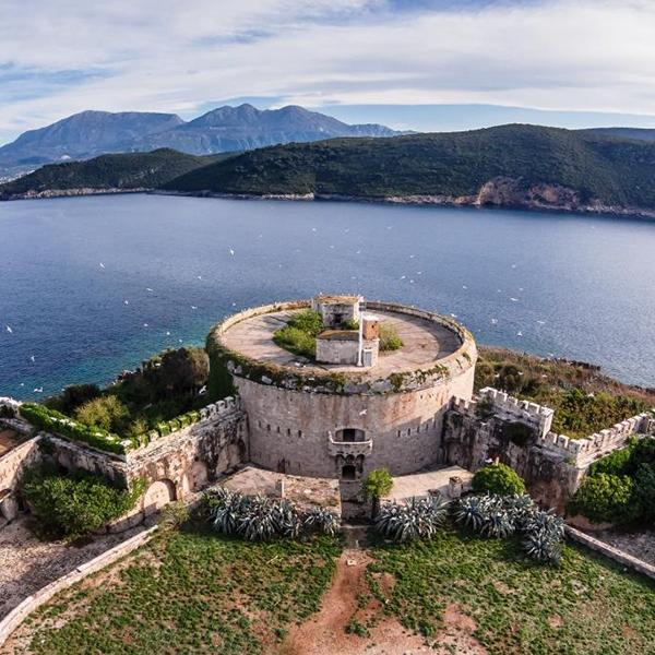 Замки Черногории, посетить крепость Мамула