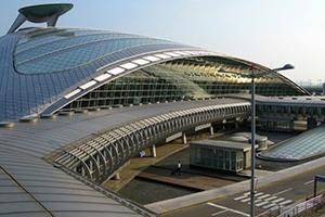 Международный аэропорт Гуанчжоу Байюнь, Гуанчжоу , Китай
