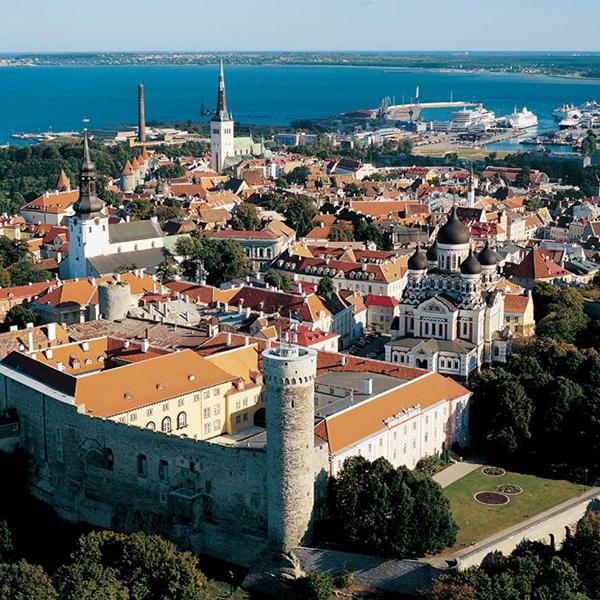 Крепости и замки в Эстонии, исторические экскурсии по Эстонии
