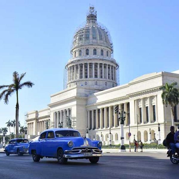 Посетить капитолий на Кубе, самые красивые постройки на кубе