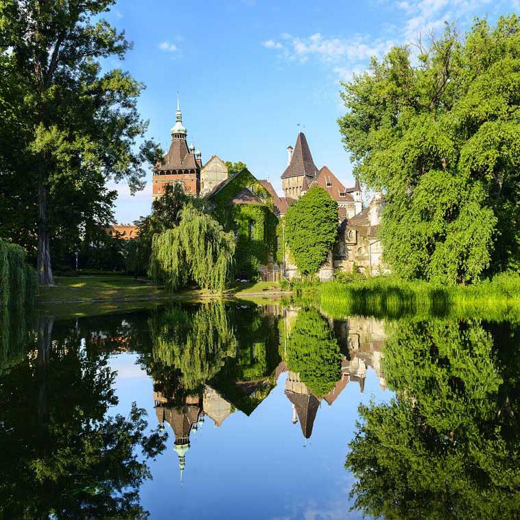 Путешествие в Венгрию, красивая природа и незабываемая архитерктура