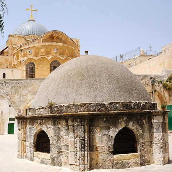 Посетить гроб Господень в Иерусалиме, священные места в Израиле