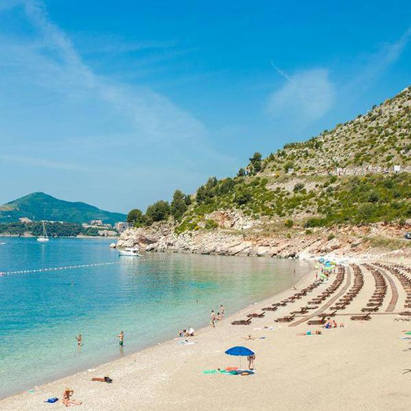 Пляжи Черногории, отдых на море и корортах