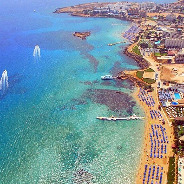 Отдых на курортах в Кипре