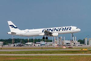 Самолёт компании Finnair, авиапарк Finnair