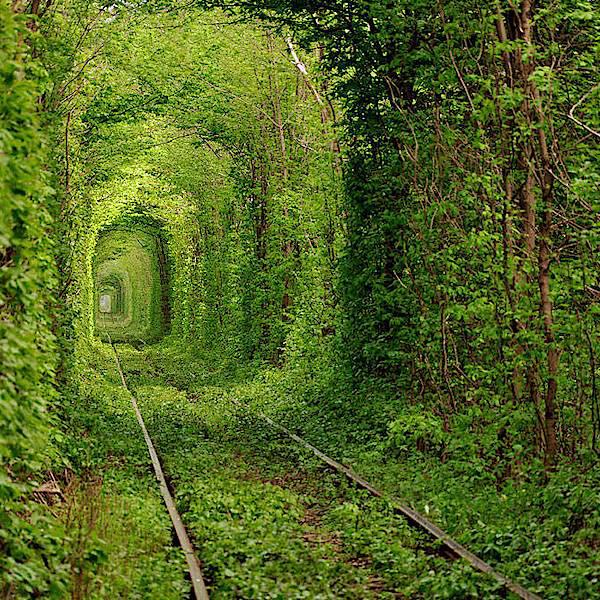 Самые необычные и красивые места в Украине