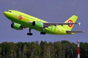 Самолёт компании S7 Airlines, авиапарк S7 Airlines