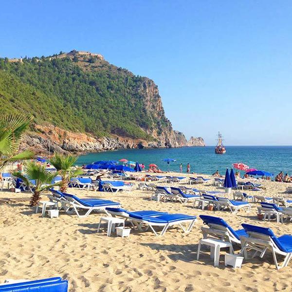 Отдых на пляжах Турции, курорты по системе всё включено