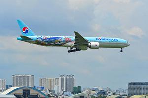 Самолёт компании Korean Air, авиапарк Korean Air