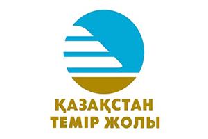 Логотип Казахстанские железные дороги, КЖТ, КТЖ