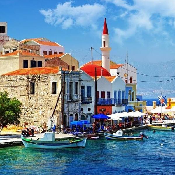 Путешествие по городам Кипра