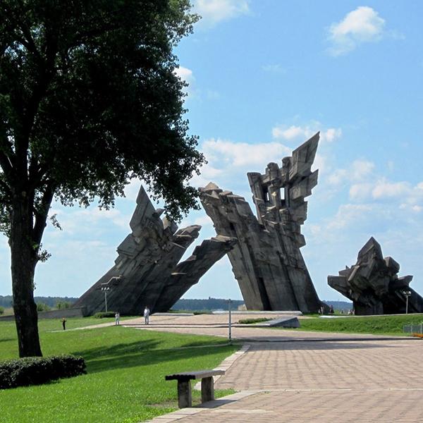 Посетить памятники и исторические места в Литве, 9 форт (Каунас)