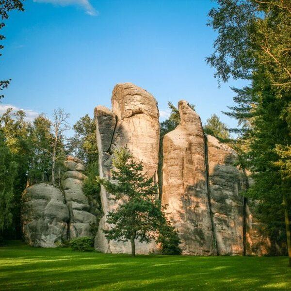 Природа Чехии, посетить национальные парки и Чешские здравницы